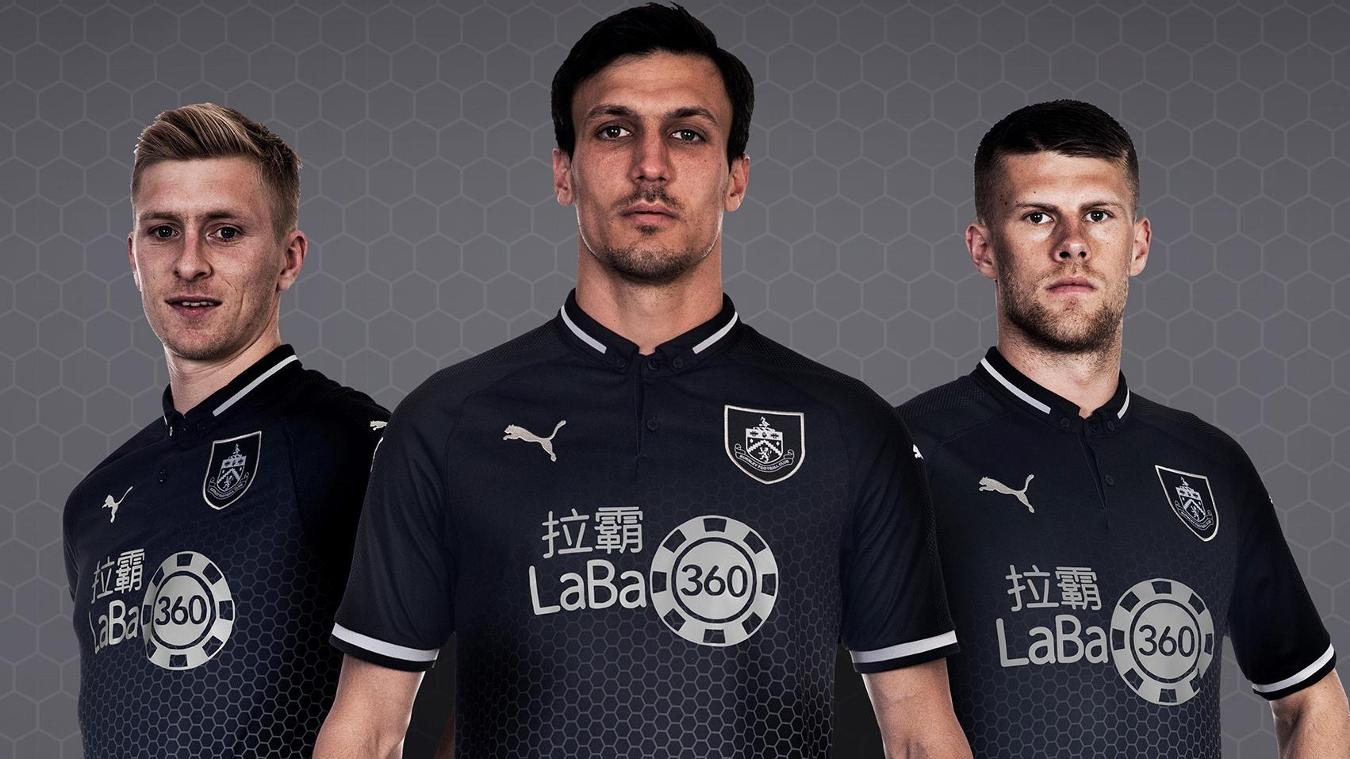 2018/19 Premier League kits