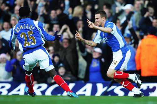 db269dc3259 Portsmouth 2-0 Everton