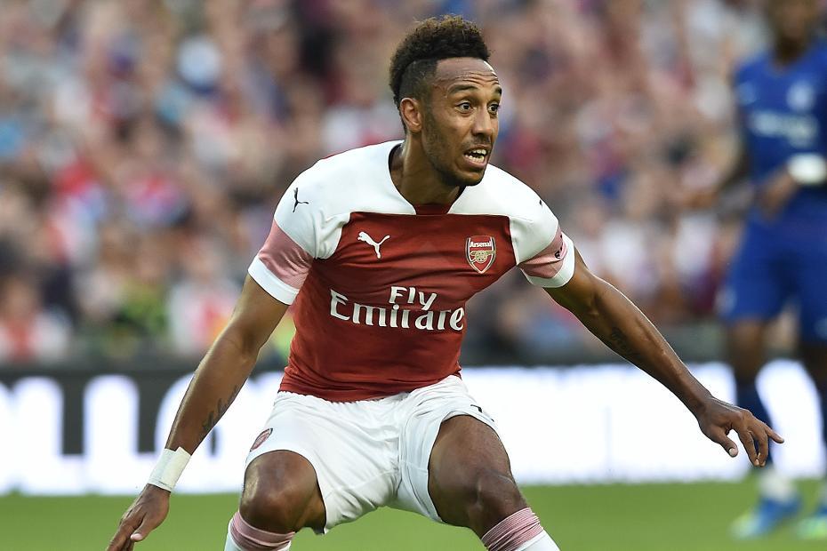 Pierre Emerick-Aubameyang, Arsenal