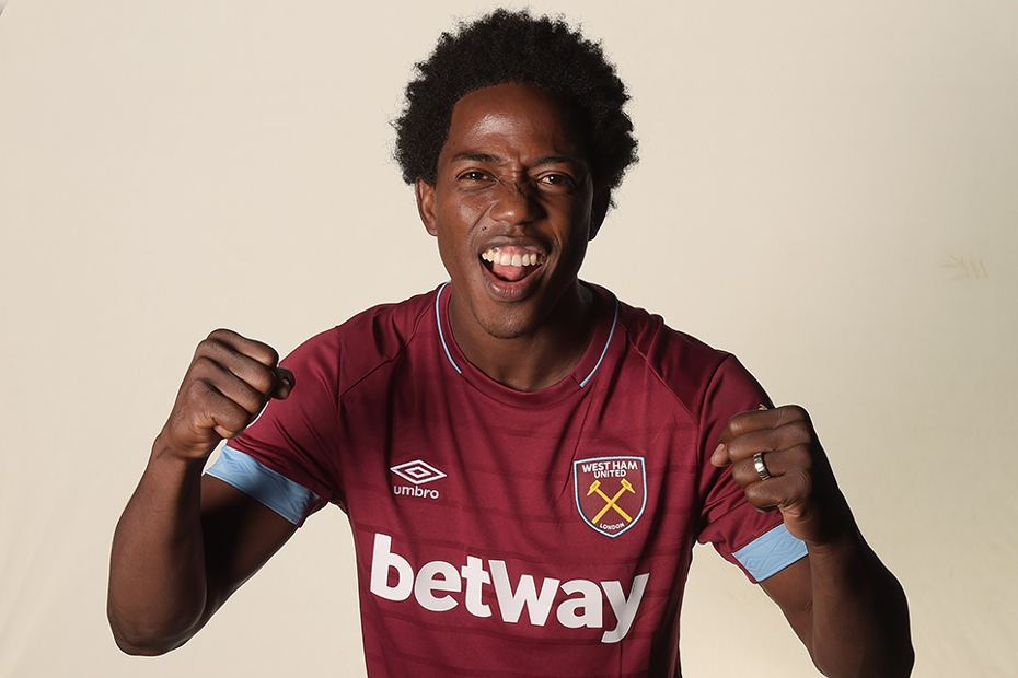 Carlos Sanchez, West Ham United