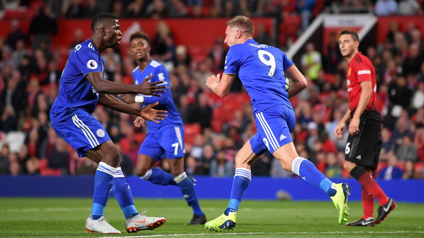 Manchester Untied 2-1 Leicester Highlights