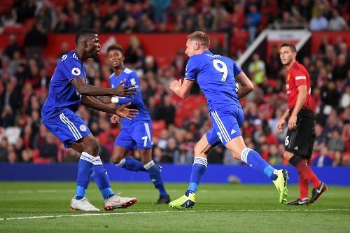 Man Utd v Leicester, 2018/19 | Premier League