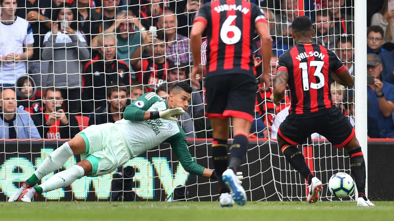 AFC Bournemouth 2-0 Cardiff City