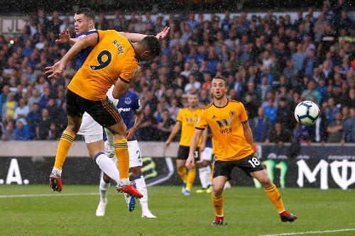 Wolverhampton Wanderers v Everton 7a73b3d3e