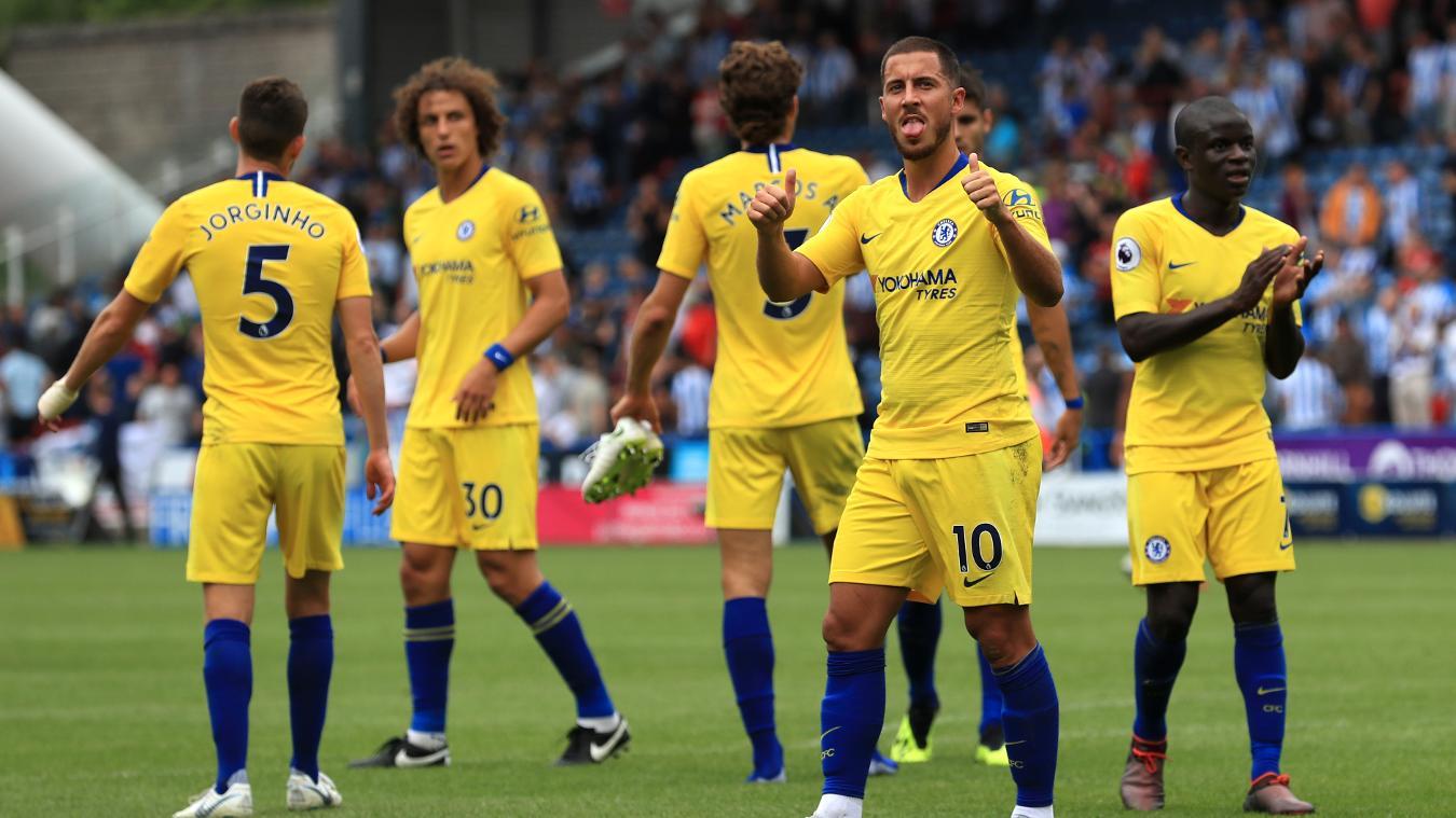 Huddersfield Town 0-3 Chelsea