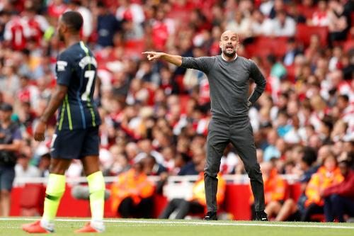 Arsenal v Man City, 2018/19 | Premier League