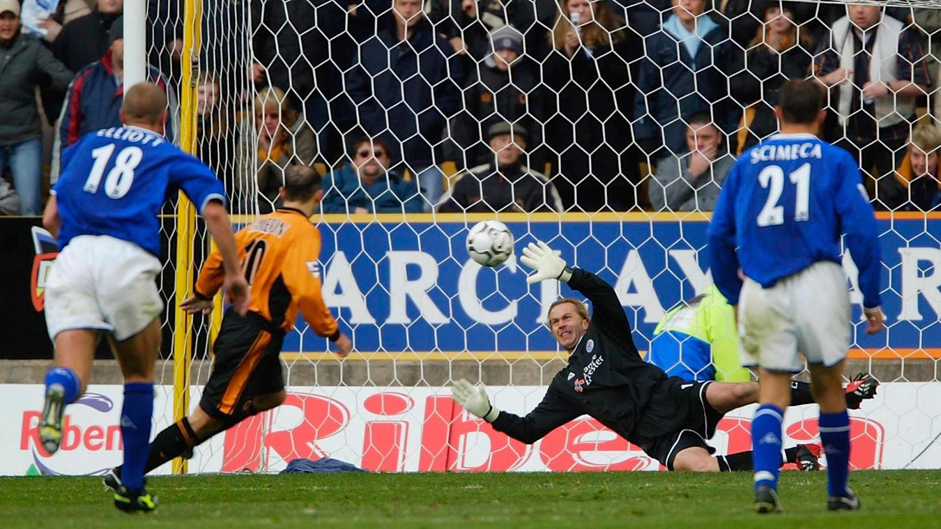 Leicester City v Wolves, 18 August