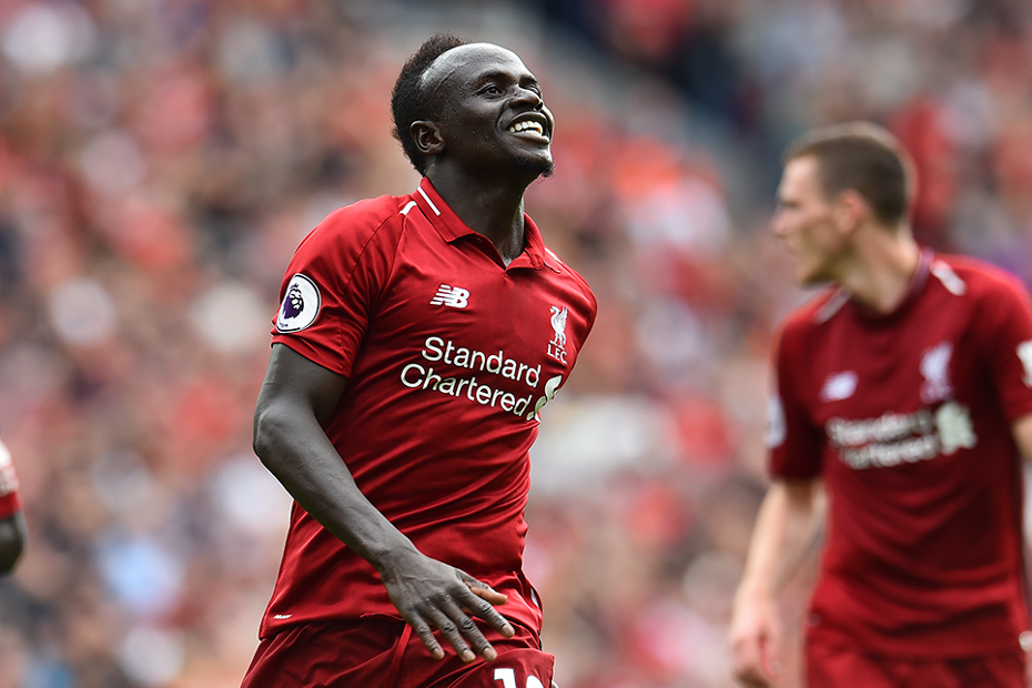 Sadio Mane, Liverpool v West Ham