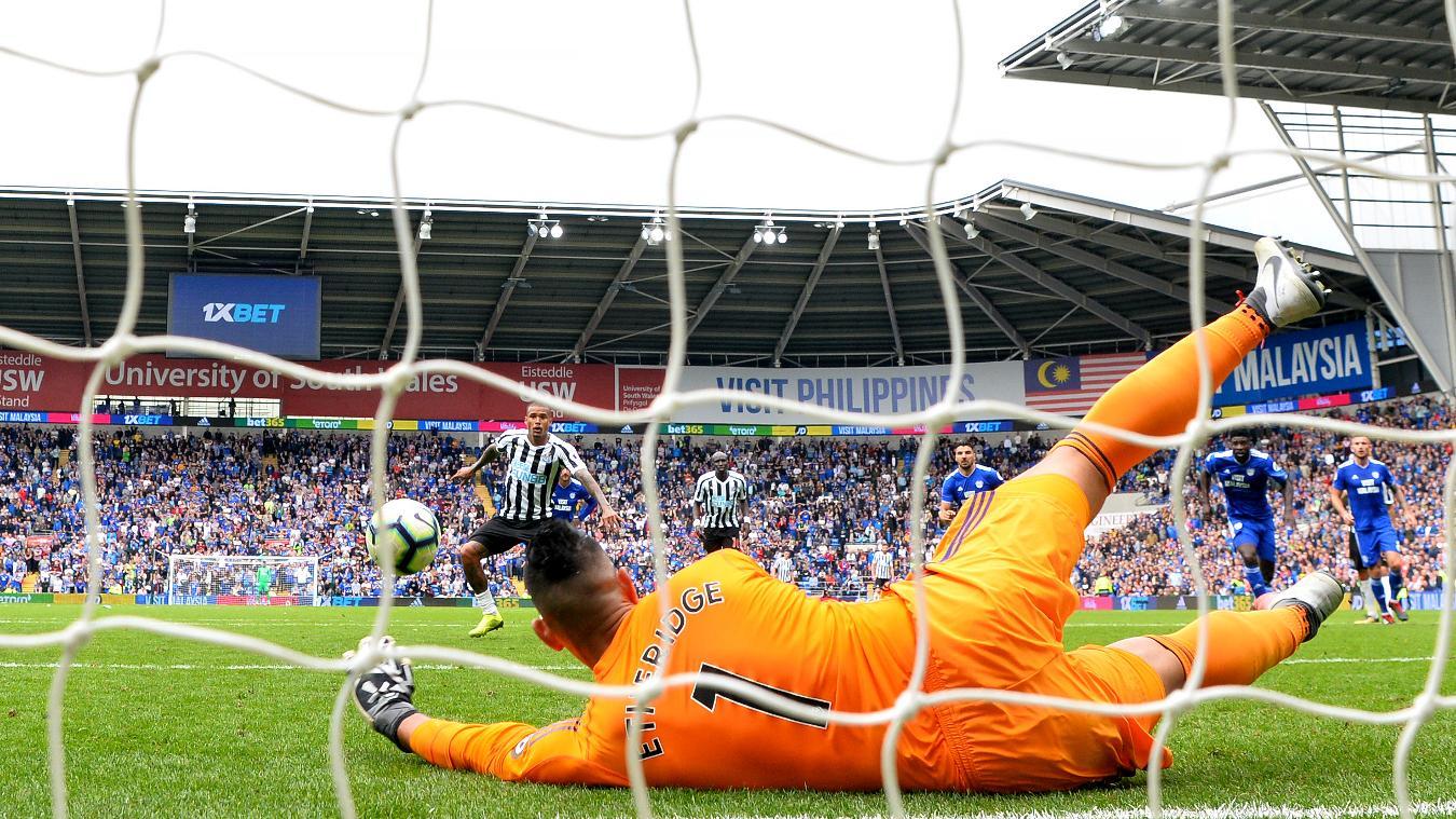 Cardiff City 0-0 Newcastle United
