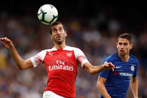 Arsenal Chelsea Head To Head 201819