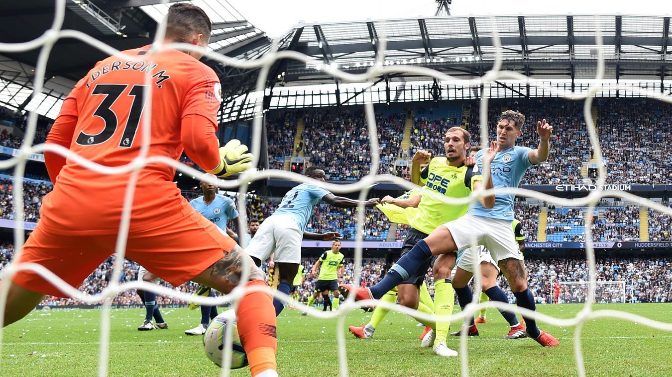 Man City vs Huddersfield 6-1 Highlights, All Goals & Match Replay