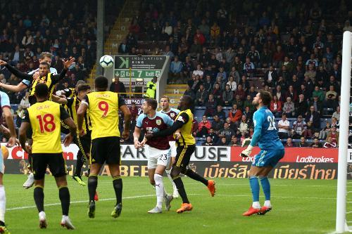 Burnley v Watford, 2018/19 | Premier League