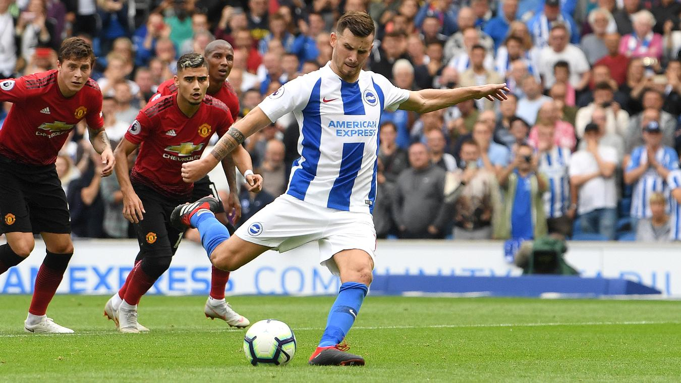 Brighton vs Manchester United 3-2 Highlights and All Goals Video