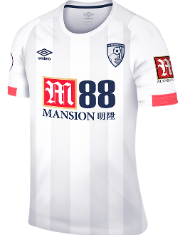 Bournemouth away kit, 2018-19