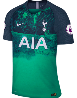 Spurs third kit, 2018-19