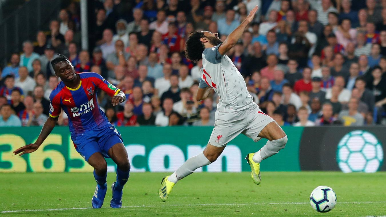 Crystal Palace 0-2 Liverpool Highlights, All Goals, Full Match