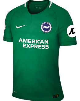 Brighton away kit, 2018-19