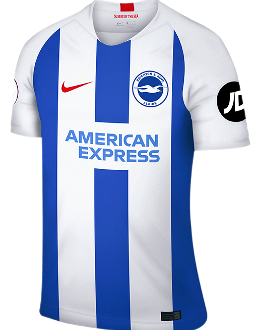 Brighton home kit, 2018-19