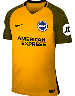 Brighton third kit, 2018-19