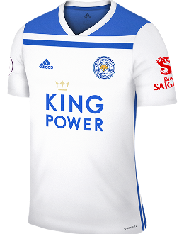 Leicester third kit, 2018-19