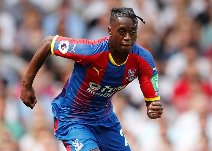 Image result for aaron wan bissaka