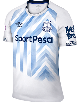 Everton third kit, 2018-19
