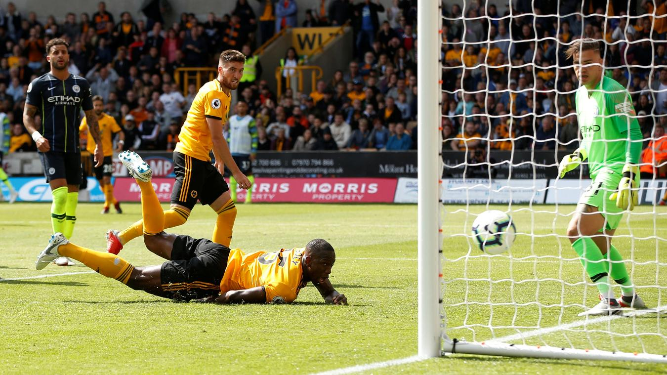 Wolverhampton vs Man City 1-1 Highlights & Goals Video