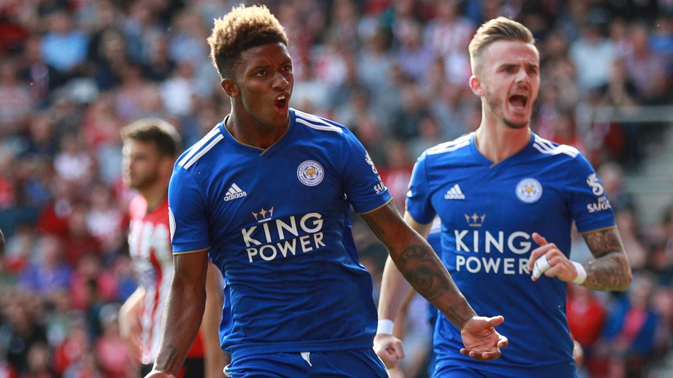 Southampton 1-2 Leicester City