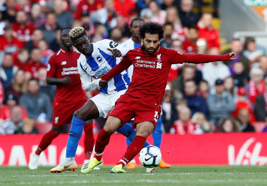 Liverpool v Brighton & Hove Albion