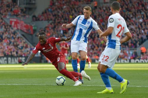 Liverpool v Albion, 2018/19 | Premier League
