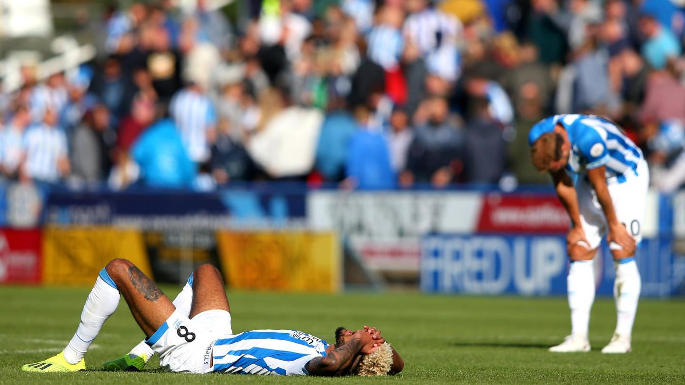 Huddersfield Town 0-0 Cardiff City