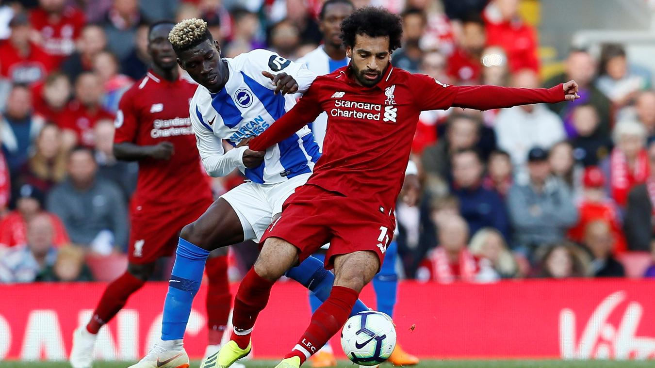Liverpool vs Brighton 1-0 Highlights and Goals