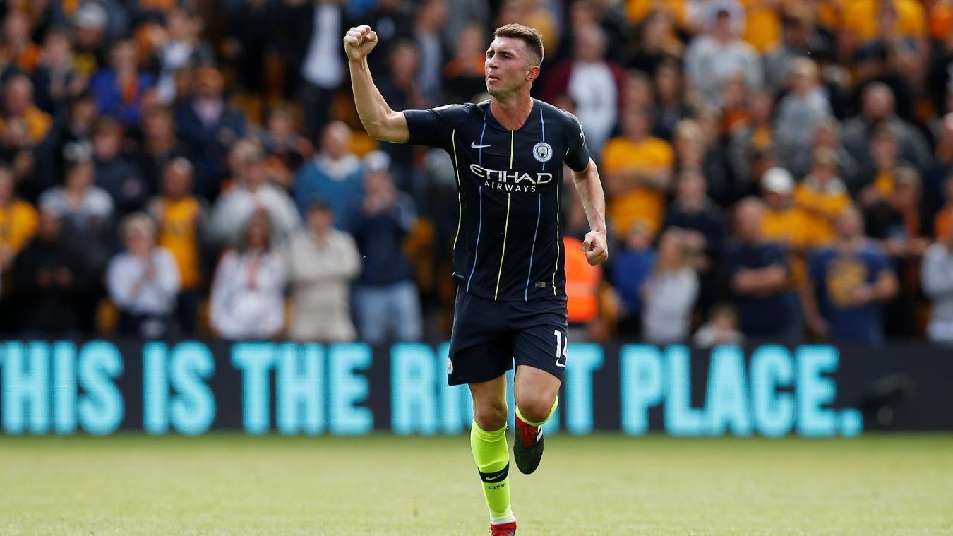 Wolverhampton 1-1 Man City Highlights