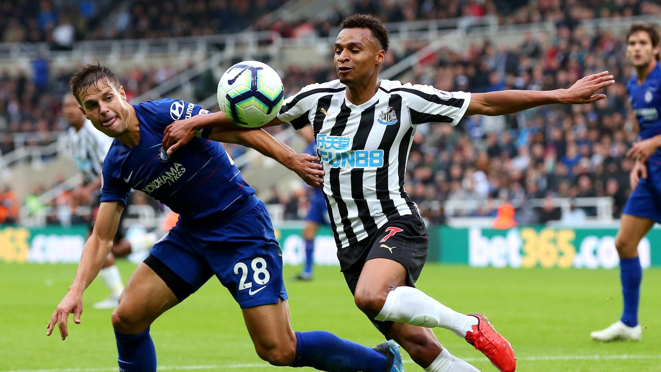 Newcastle Untied 1-2 Chelsea Highlights and Goals