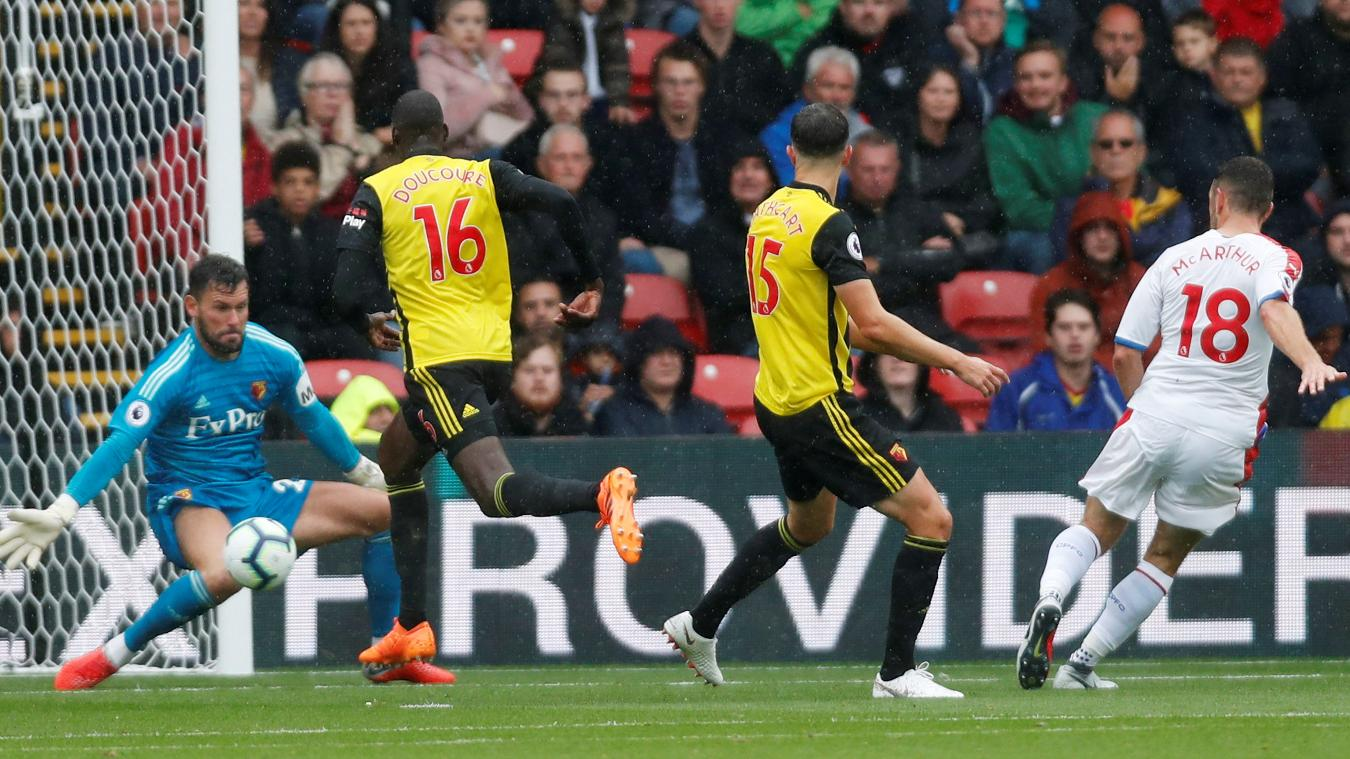 Watford FC vs Crystal Palace 2-1 Highlights and All Goals