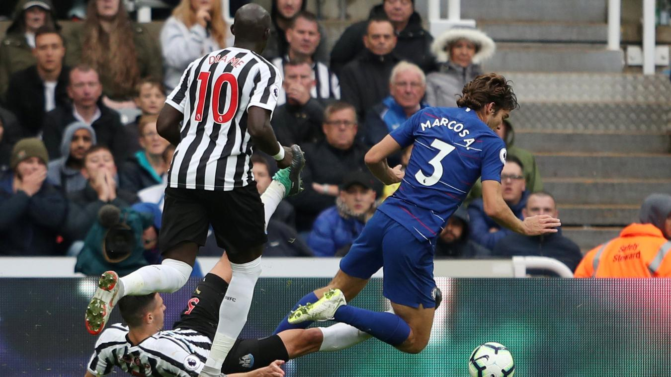 Newcastle vs Chelsea 1-2 Highlights