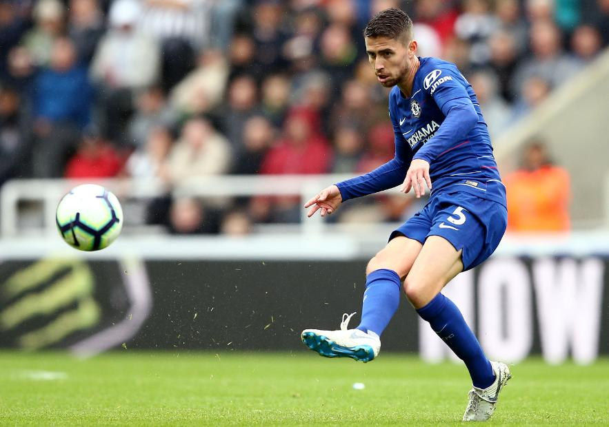 Image result for jorginho chelsea 0-0 everton