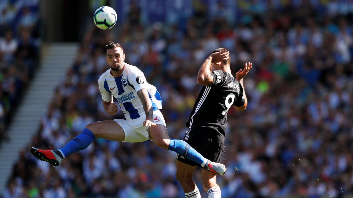 Brighton & Hove Albion 2-2 Fulham