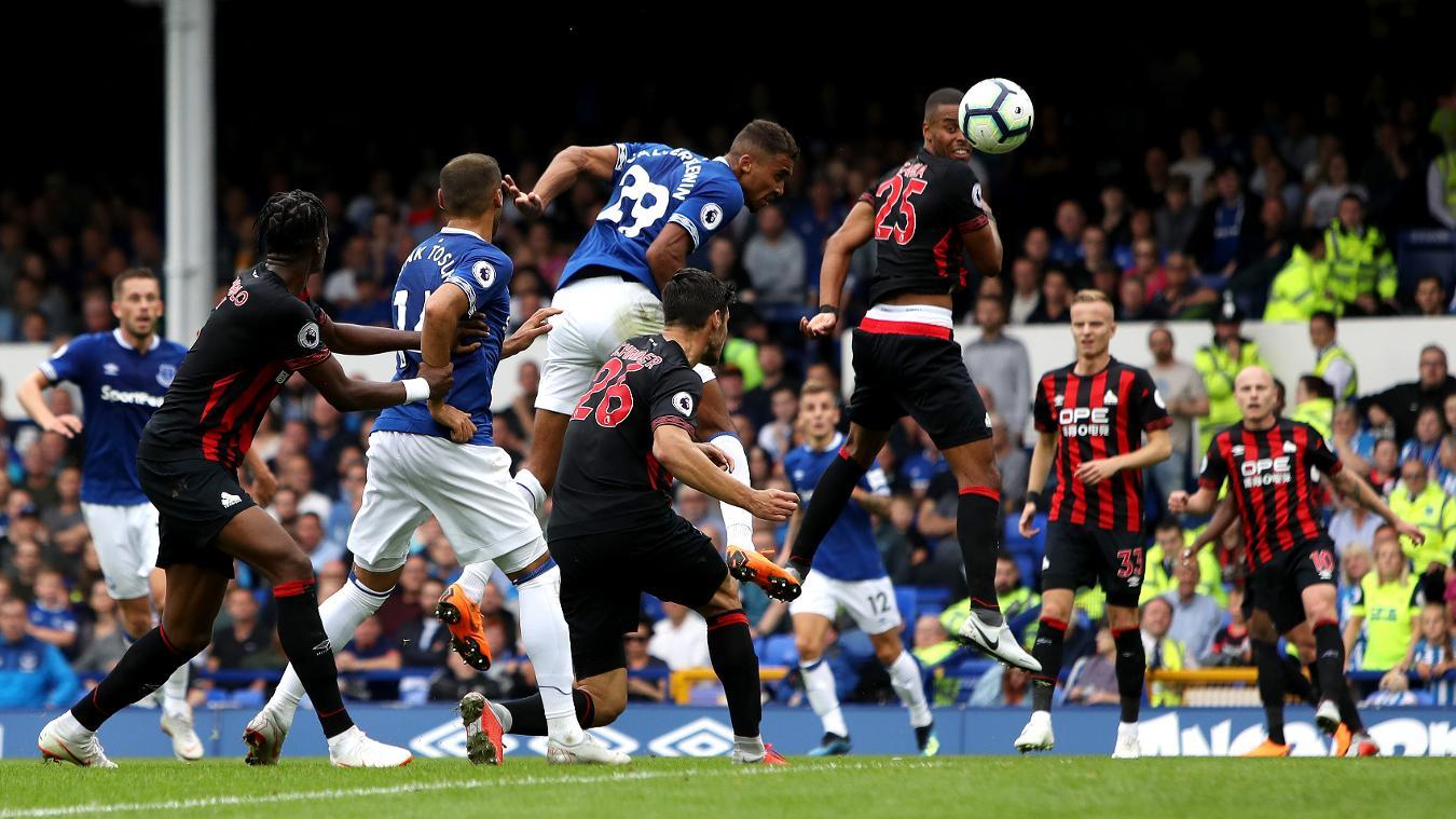 Everton 1-1 Huddersfield Town Highlights