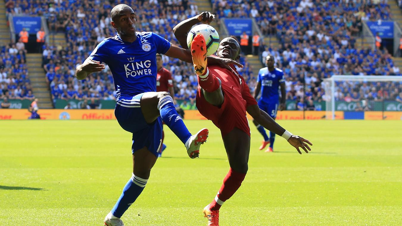 Leicester City 1-2 Liverpool