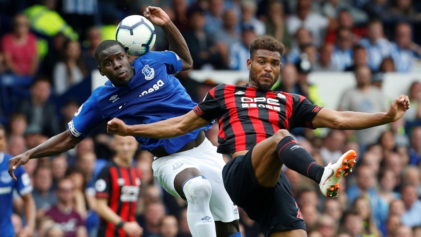 Everton 1-1 Huddersfield Town