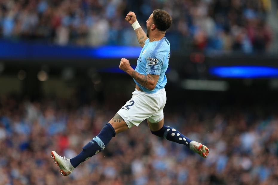 Manchester City v Newcastle United