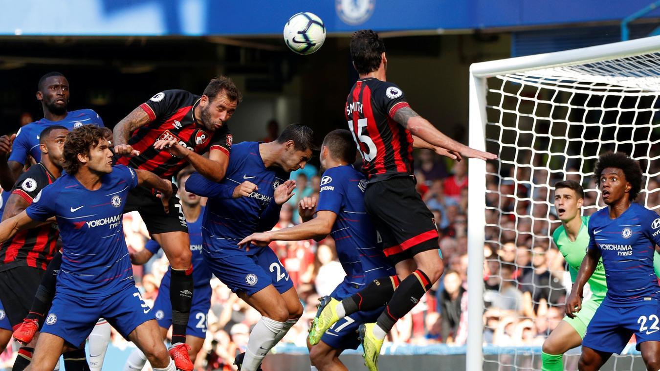 Chelsea vs Bournemouth 2-0 Highlights