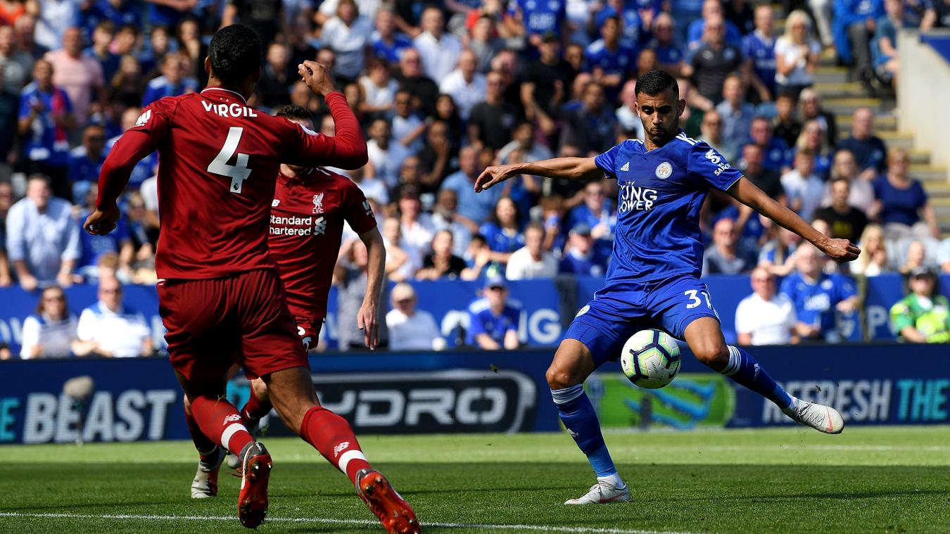 Leicester City 1-2 Liverpool Highlights Goals & Full Match Replay