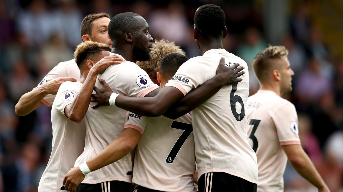 Burnley 0-2 Manchester United Highlights and Goals Video