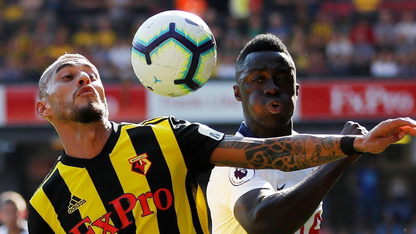 Watford 2-1 Tottenham Hotspur