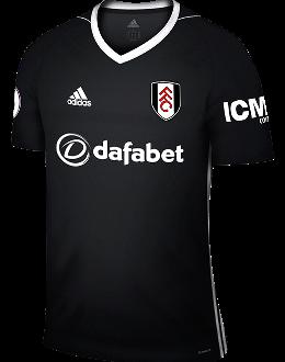 Fulham third kit, 2018-19