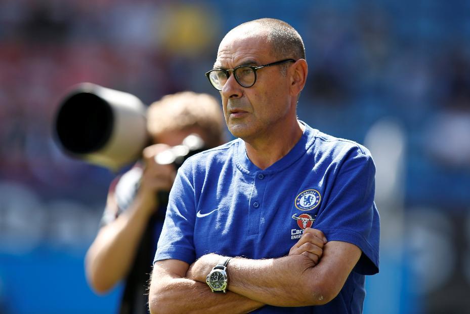 Maurizio Sarri, Chelsea