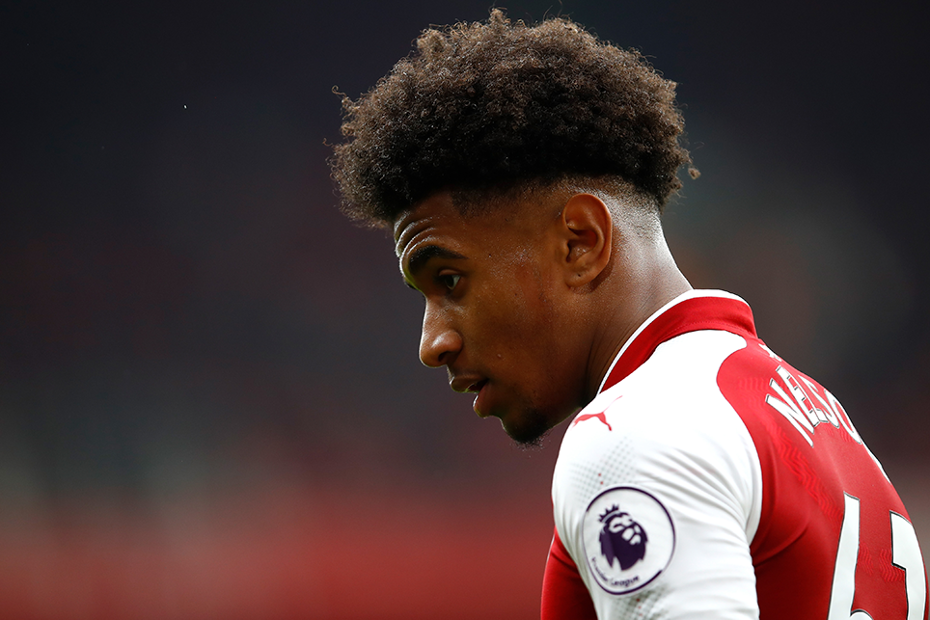Reiss Nelson, Arsenal