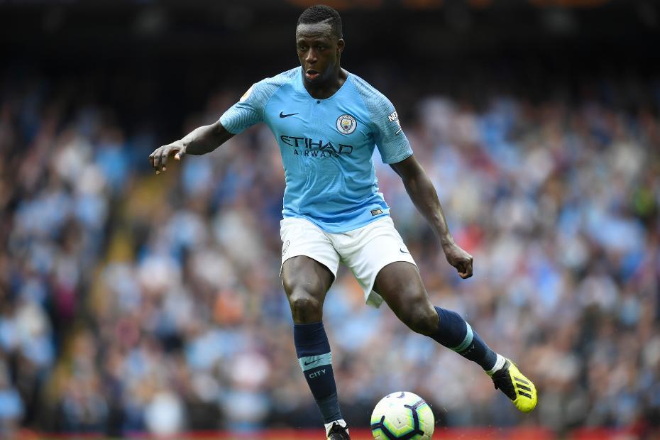 Benjamin Mendy, Manchester City